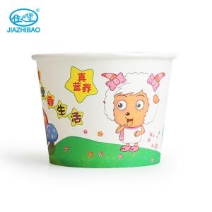 佳之堡特大号纸碗(喜羊羊 980ml/50只)JW001L