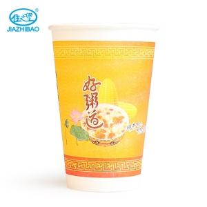 佳之堡14A美女豆浆杯 400ml/50只 JD002G-1A